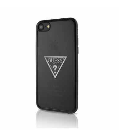 GUESS Etui hardcase GUHCP7TRTLBK iPhone 7 czarny Triangle