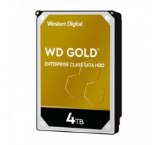 Western Digital Dysk twardy GOLD Enterprise 4TB 3,5 SATA 256MB 7200rpm