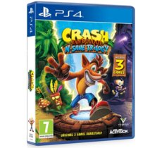 Cenega Gra PS4 Crash Bandicoot N. Sane Trilogy