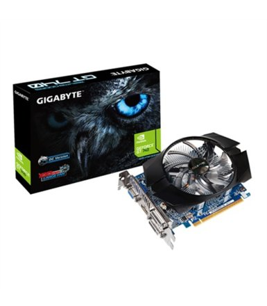 Gigabyte GeForce CUDA GT740OC 1GB DDR5 PCI-E 128BIT 2DVI/HDMI/DSub BOX