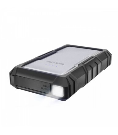 Adata Powerbank D16750 16750 mAh 3.4A Silver Durable