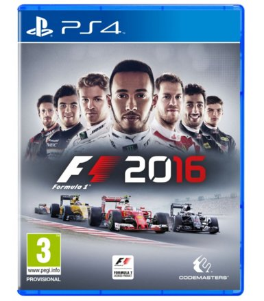 Techland F1 2016 PS4