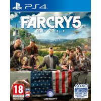 UbiSoft Gra PS4 Far Cry 5