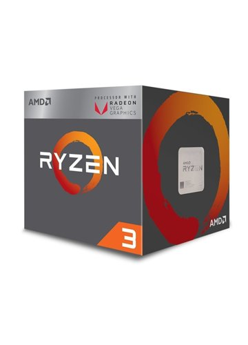 AMD Ryzen 3 2200G 3,5GHz AM4 YD2200C5FBBOX
