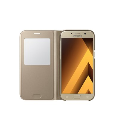 Samsung S View Standing Cover A5(2017) Gold