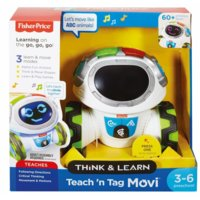 Fisher Price Movi Mistrz Zabawy