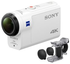 Sony Kamera FDR-X3000R + Live-View Remote Kit + Fing