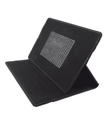 "Trust Stick&Go Folio Case with stand for 7-8"" tablets - black"