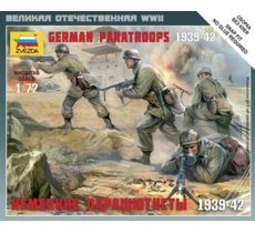 German Paratroops 1939-42
