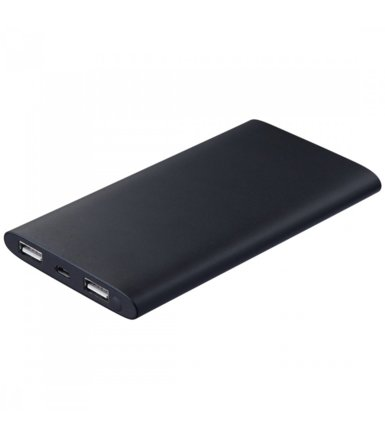 Hama POWER PACK PREMIUM ALU 8000 MAH ANTRACYT