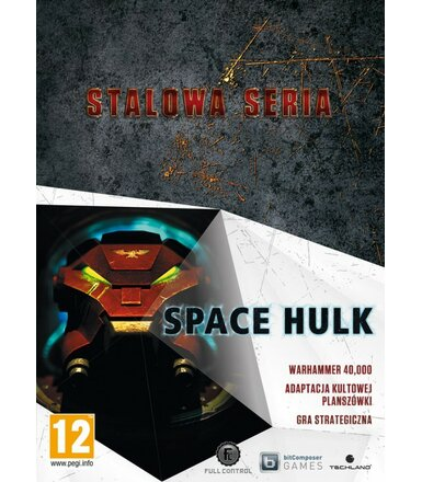 Techland Space Hulk Stalowa Seria PC