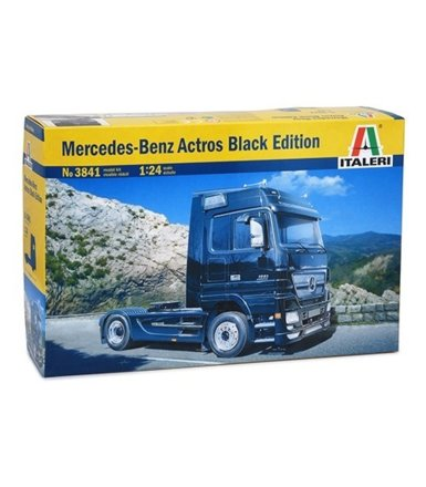 Mercedes-Benz Actros Black