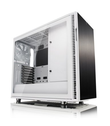 Fractal Design Obudowa Define R6 USB-C White Tempered Glass