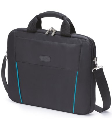 "DICOTA Slim Case BASE 14-15,6"" black/blue"