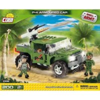 COBI ArmiaP-4 Armoured Car