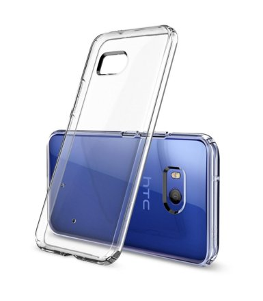 SPIGEN SGP  Liquid Crystal Clear Etui HTC U11