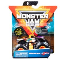 Auto MONSTER JAM 1:64 Hurrican Force