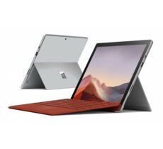 Microsoft Surface Pro 7 Platinium 128GB/i5-1035G4/8GB/12.3 Win10Pro Commercial PVQ-00003