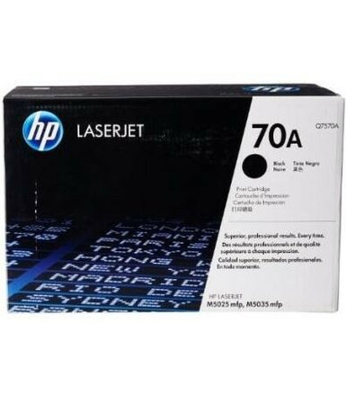 HP Inc. Toner Q7570AH Czarny Contract Cartridge
