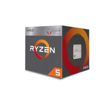 AMD Procesor Ryzen 5 2400G 3,6GHz AM4 YD2400C5FBBOX