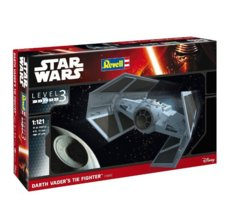 Star Wars Dath Vaders tie fighter