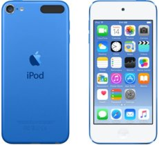 Apple iPod touch 32GB - Blue MKHV2RP/A