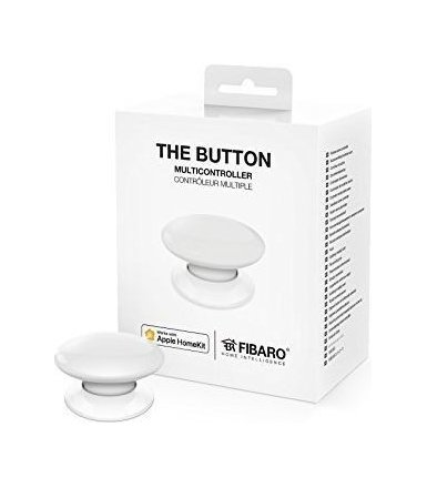 Fibaro The Button HomeKit White FGBHPB-101-1