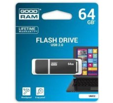 GOODRAM UMO2 64GB USB 2.0 Grafit