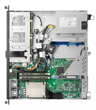 Hewlett Packard Enterprise Serwer DL20 Gen10 E-2136 4SFF P06478-B21