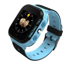 ART Watch Phone GO z lokalizatorem GPS -Flashlight Blue