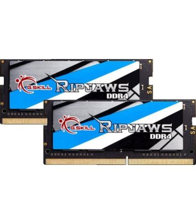 G.SKILL SO-DIMM DDR4 32GB (2x16GB) Ripjaws 2400MHz CL16 1,20V