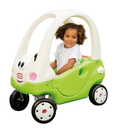 Little Tikes Samochód Grand Cozy Coupe Sport