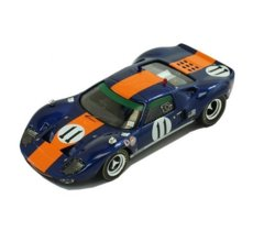 IXO Ford GT40 #11 J. Ick x/D.Thompson
