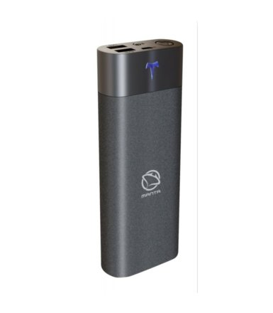 Manta POWER BANK MPB006B 12000 MAH CZARNY