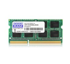 GOODRAM SODIMM DDR3 4GB/1333 CL9 512*8 Single Rank