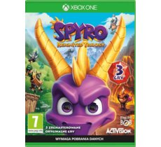 Cenega Gra Xbox One Spyro Reignited Trilogy