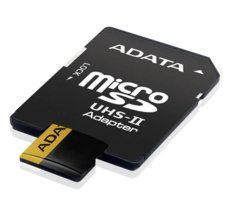 Adata microSD Premier ONE 64G UHS2/U3/CL10 +adapter