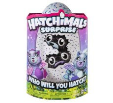 Jajko HATCHIMALS Surprise Kotek