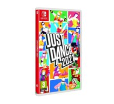 UbiSoft Gra NS Just Dance 2021