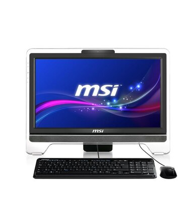 MSI AIO Wind Top AE2031-009EU W7HP B830/500GB/4GB/IntelHD//DVD/RW SM/Multi-Touch Glare/20