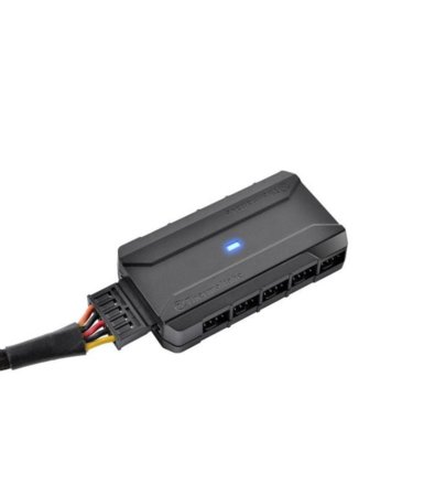 Thermaltake Commander FP - 10 Port Hub for PWM Fans