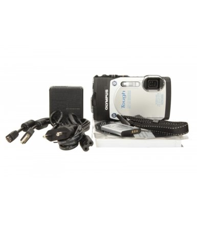 Olympus Tough TG-850 white