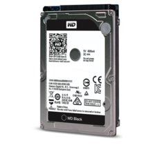 Western Digital Black 500GB 2,5'' 32MB SATAIII/7200rpm