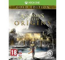 UbiSoft Gra XOne Assassins Creed Origins Gold ED