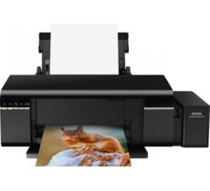 Epson Drukarka ITS L805 photo/6-ink/1.5pl/do37ppm/CD-DVD Printing