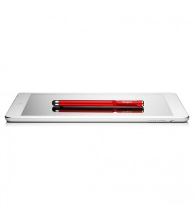 Targus Stylus (For All Touch Screen Devices) Flame Scarlet
