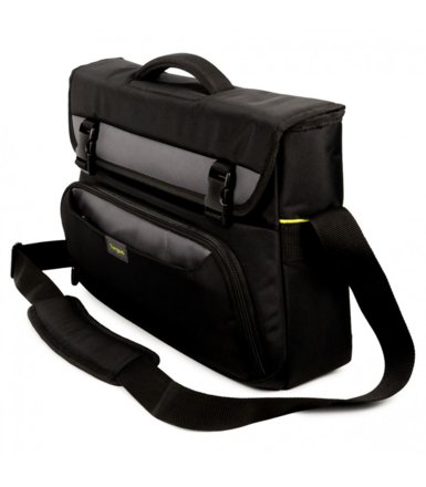 "Targus CityGear 15-17.3"" Laptop Messenger Black"