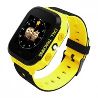 ART Watch Phone Go z lokalizatorem GPS żółty