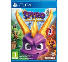 Cenega Gra PS4 Spyro Reignited Trilogy