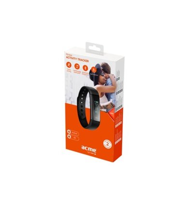 ACME Europe Opaska sportowa smartwatch ACT101 czarna